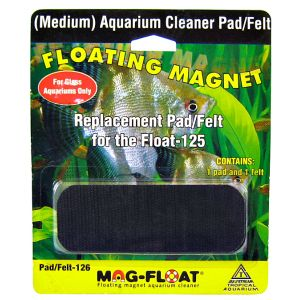 Mag-Float Replacement Pad / Felt for the Float 125 (Medium)