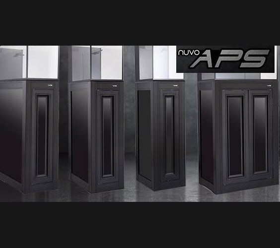 Innovative Marine Nuvo APS Black Cabinet - Peninsula 14