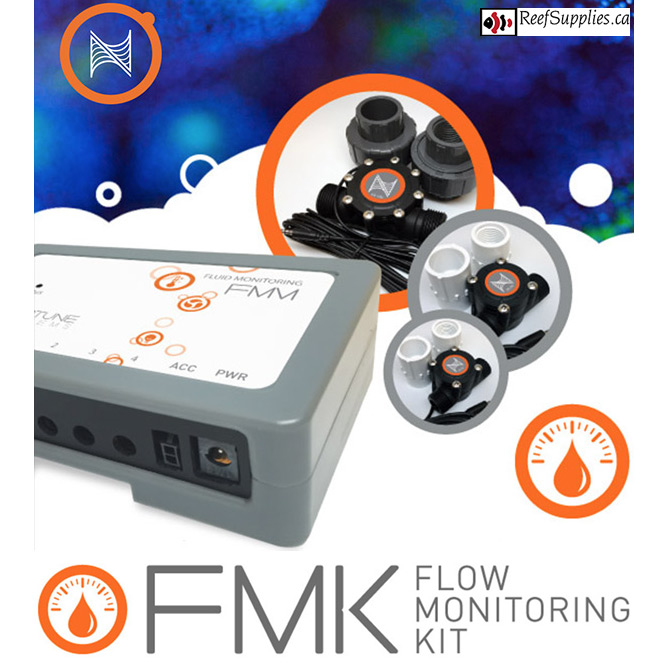 Neptune Apex Flow Monitoring Kit - FMK
