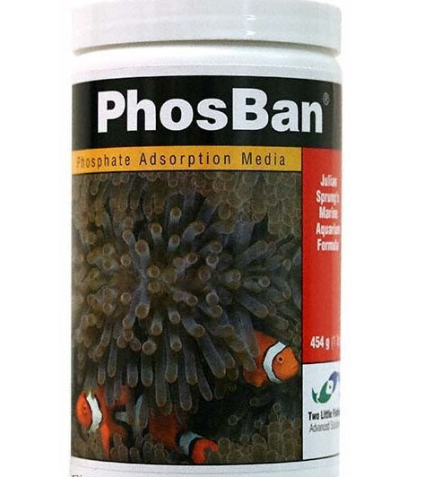 Two Little Fishies PhosBan Media – 454 g