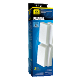 Fluval FX4/FX5/FX6 Filter Sponge - Rectangular (3 Pack)