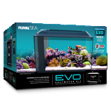 Fluval SEA EVO Saltwater Aquarium Kit - 5 gal