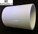 Coupling Joint, slip x slip - 1.5""