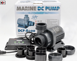 Jebao DCP 8000 Sine tech Silent Pump (1370 to 2110 GPH)
