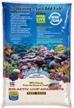Nature's Ocean Bio-Activ Live Reef Sand White #1 (20lbs)