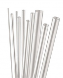 "Rigid Aquarium Tubing FOR 1/4"" air / dosing line -  3/16"" X 12"""