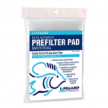 Bonded Filter Pad 24 inch x 15 inch