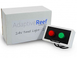 Adaptive Reef Dual 24v Apex Red & Green Status Indicator